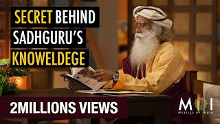 Sadhguru Reveal The Secret of his Knowledge | Power of Shiva Shambho Mantra | Mystics of India |2018