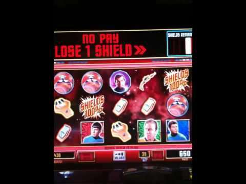 Star Trek: Most Ridiculous Slot Machine EVER