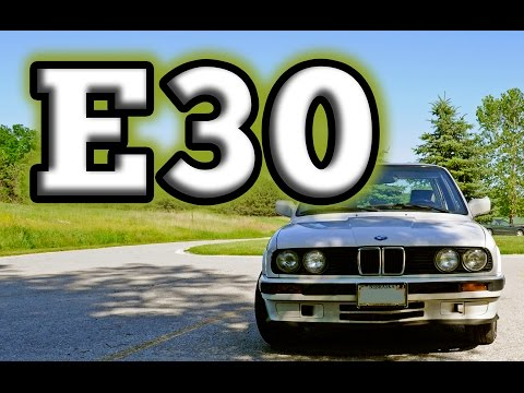 Regular Car Reviews: 1991 BMW E30 318i