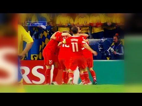 Евро-2008. Россия 2-0 Швеция   Сюжет о матче (НТВ-ПЛЮС)