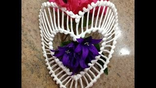 Royal Icing Heart Arches- Cake Decorating- How To