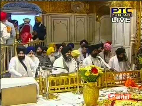 Kuta Raj Bahaliyei, Bhai Harcharan Singh Khalsa Ji {sodar Chowki}22-03-2012 video