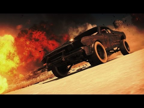 Mad Max | ТРЕЙЛЕР