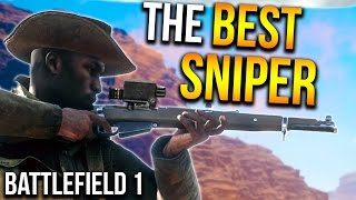 BATTLEFIELD 1 SMLE SNIPER BIG STREAKS   BF1 Lee Enfield Scout Gameplays