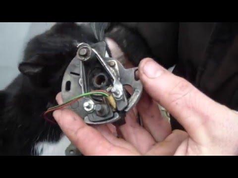 Как отремонтировать трамблер на славуте