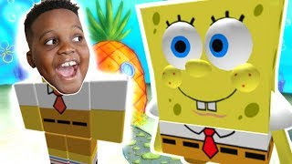 SPONGEBOB IN ROBLOX! - Playonyx