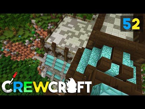 Crewcraft Minecraft Server :: HUGE Castle Expansion! E52