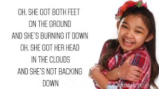 download lagu Girl On Fire - Angelica Hale gratis