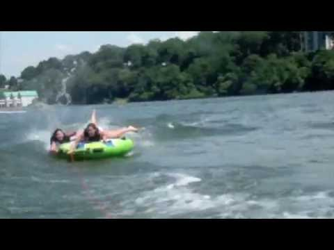 Lake Erie Tubing Adventure