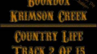 Watch Boondox Country Life video