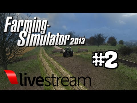 Farming Simulator 2013 I On s'attaque a la map ExtreNort 2014 More Realistic ! 2