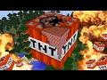 Minecraft TNT timelapse + explosion! MP3