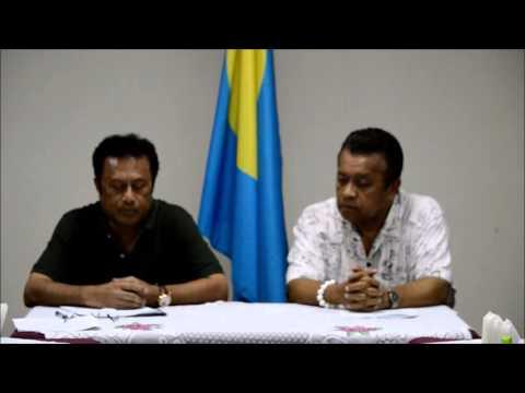 World Press Freedom Day Proclamation Signing