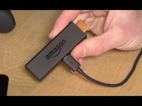Amazon Fire TV Stick Review - Movies. Gaming. XBMC. and Sideloading Android Apps