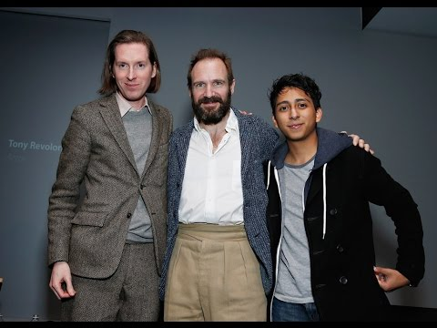 Wes Anderson & Ralph Fiennes: Grand Budapest Hotel Interview