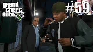 Let's Play GTA V Part 59 Dank Ass Weed