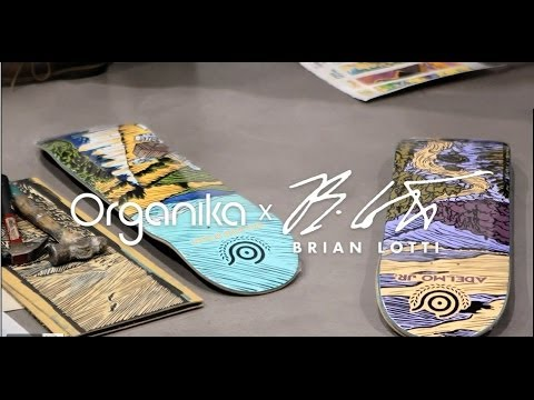 ORGANIKA x BRIAN LOTTI - LANDSCAPES RELEASE PARTY - THE KAYO STORE