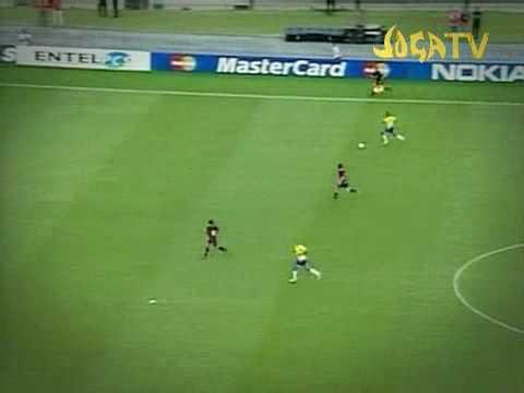 NIKE美麗足球:442對118 巴西完成美