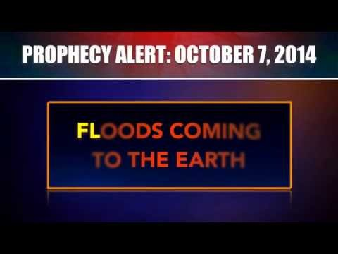 PROPHECY OF FLOODS COMING TO THE EARTH - PROPHET DR. OWUOR