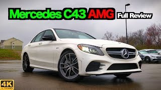 2019 Mercedes C-Class Sedan: FULL REVIEW + DRIVE | One Updated C-Class; Two Personalities!