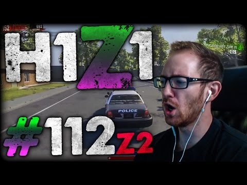 GOING FOR BACK TO BACK WINS | H1Z1 Z2 King Of The Kill #112