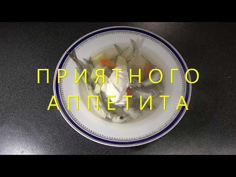 Суп из корюшки
