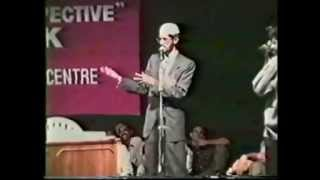 Zakir Naik - Concept Of GOD In Hinduism, Christianity & Islam Pt.1 (Lecture Session)