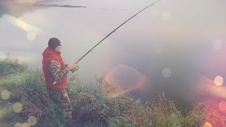 Бурштин14.03.2013 ukraine fishing секреты рыбалки