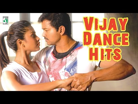 Vijay's Dance Super Hits Audio Jukebox