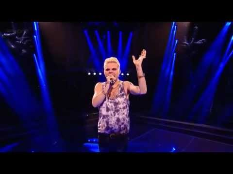 VINCE KIDD THE VOICE UK