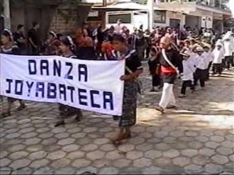 Joyabaj  DESFILE  10 de agosto  2010 #1