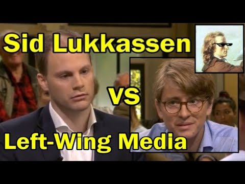 AN ANALYSIS: Sid Lukkassen versus Left-Wing Media