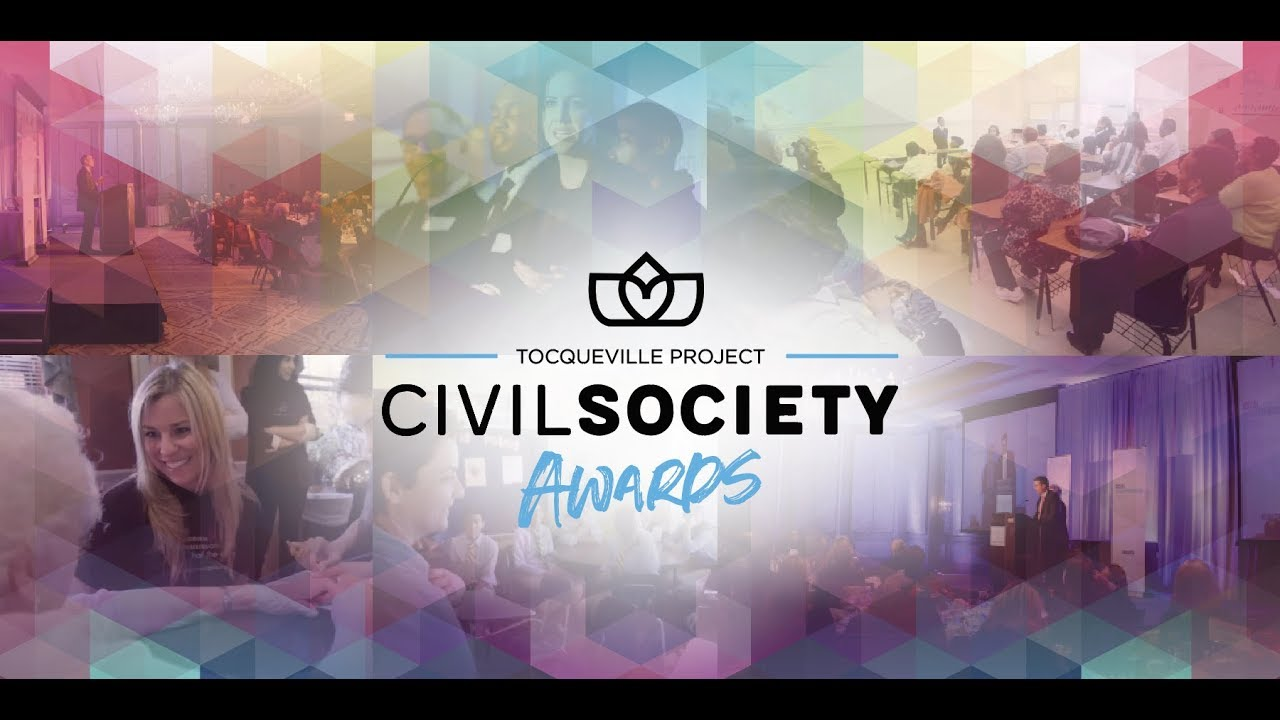 Manhattan Institute's Civil Society Awards