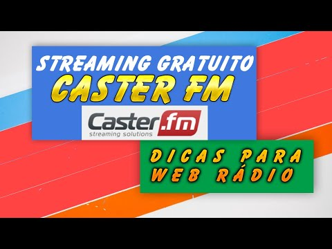 Montando Web Radio - Aula 1 - Cadastro no Servidor Caster FM
