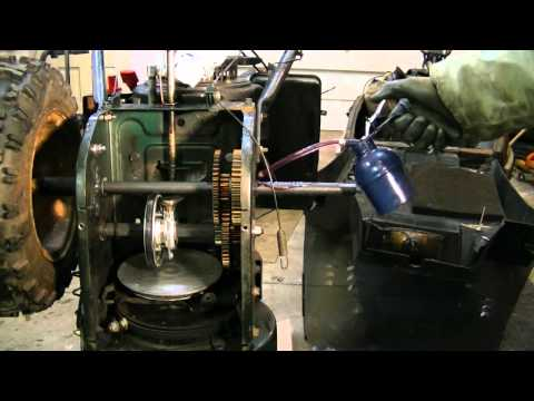 MTD Snowblower Transmission Repair Part 2/2