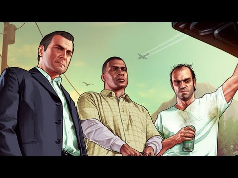 Grand Theft Auto V | DTH Reviews