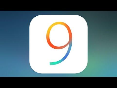 طريقة تحديث الايفون للاصدار التاسع ios 9 او اي اصدار جديد لمن يملك جلبريك