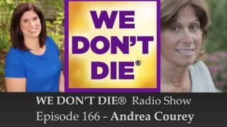 Episode 166 Andrea Courey - Author of