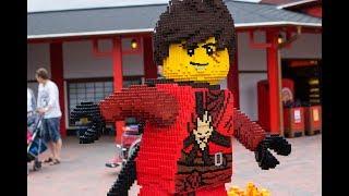 Dänemark: Legoland Billund 2017 - 1000 DKK gespart
