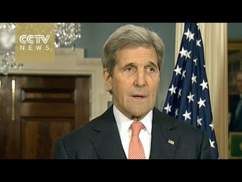Kerry says Russian bombing hurting Syria peace talks