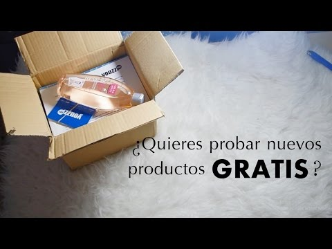 ¡Consigue productos GRATIS sin ser YOUTUBER! + Unboxing    Superate