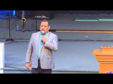 Pastor Luis Rivas El Espiritu Santo / Holy Spirit 09 28 2014
