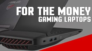 Best Budget PC Gaming Laptops 2015 Under $500, $1000, $1500, $2000