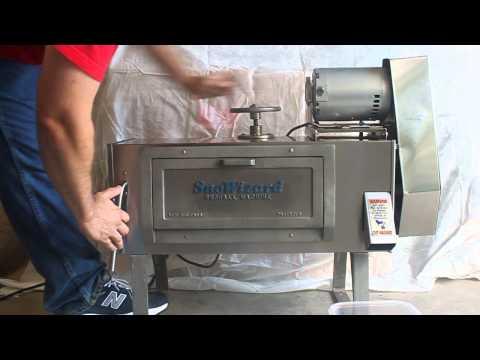 shaved ice mechine