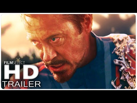 AVENGERS INFINITY WAR Trailer Combinazione Italiano (2018)