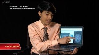 Khoa học gia 13 tuổi và phát minh trong lĩnh vực điều trị ung thư (VOA)