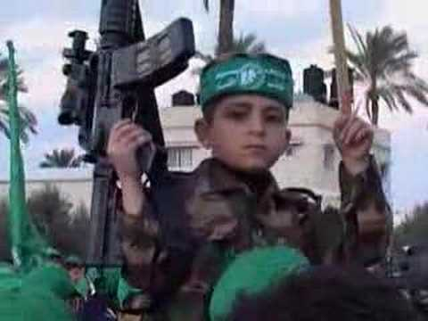 ISLAM: Brainwashing Palestinian Children