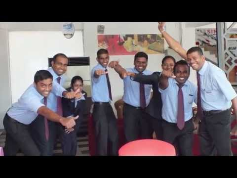 SINGER (Sri Lanka) PLC - Great Place to work in Year 2014
