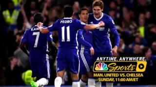 Premier League Preview - Manchester United vs Chelsea