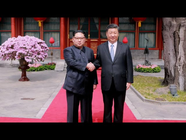 China says Kim Jong Un discussed denuclearization in secret visit